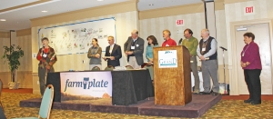 Vermont legislators are recognized and share insights with Farm to Plate Credit: VT Farm to Plate