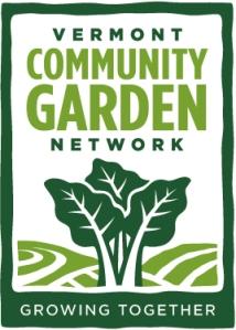 Vermont Community Garden Network logo
