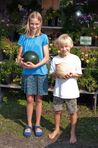 Open Farm Week is August 3-9; a time when many farms and farmers markets are at their peak of production and have a variety of different products to showcase to visitors.