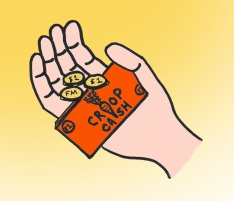 4. Get $1 tokens and bonus $1 Crop Cash (up to $10).