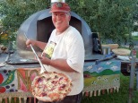 2,164 — Pizzas made with our mobile, wood-fired oven at 40 events statewide.